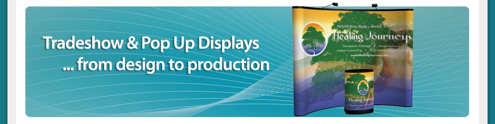 Affordable Tradeshow Display Design